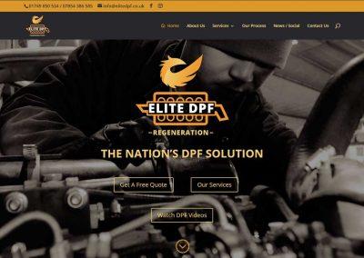 Elite DPF Homepage